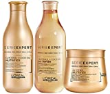 Loreal Serie Expert Nutrifier Set - Shampoo 300ml + Conditioner 200ml + Maske 250ml - Neu
