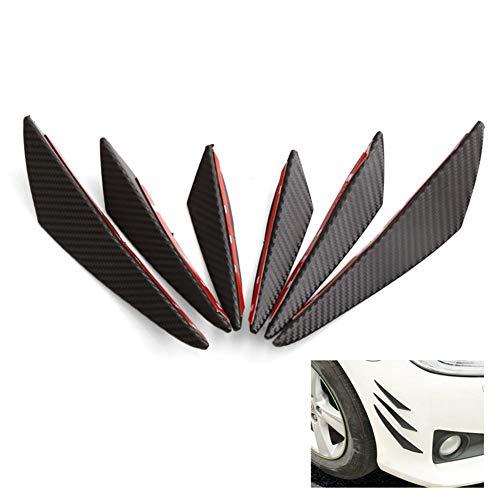 Noir Folientechnik Bayer 1018 Autocollant pour Pare-Choc avant A-Klasse AMG A45 W176 Bandes d/écoratives Vinyl Auto-Adh/ésifs Tuning Accessoires