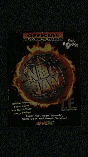 NBA Jam Tournament Edition (Official Strategy Guides) por BradyGames