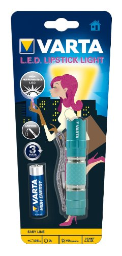 Preisvergleich Produktbild VARTA LED Lipstick Light 1AA 16617 m. Batt. Bli