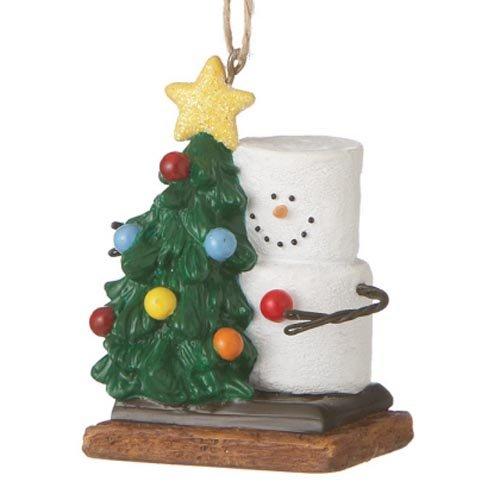 Midwest-CBK Weihnachtsdekoration S 'Mores Weihnachtsbaum Pullover Weihnachten/Everyday Ornament