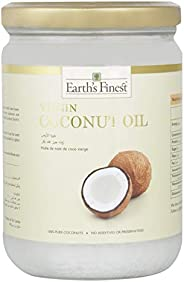 Earth`s Finest Virgin Coconut Oil - 500 ml
