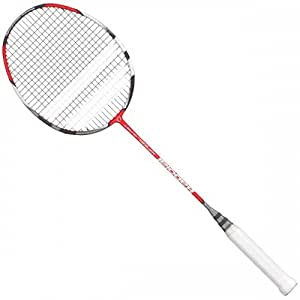 Babolat 602072-104 X- Feel Blast Unstrung Badminton Racquet, Grip 2 (Red)