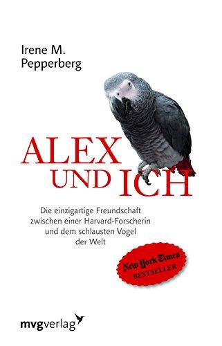 Buchseite und Rezensionen zu 'Alex und ich' von Irene Pepperberg