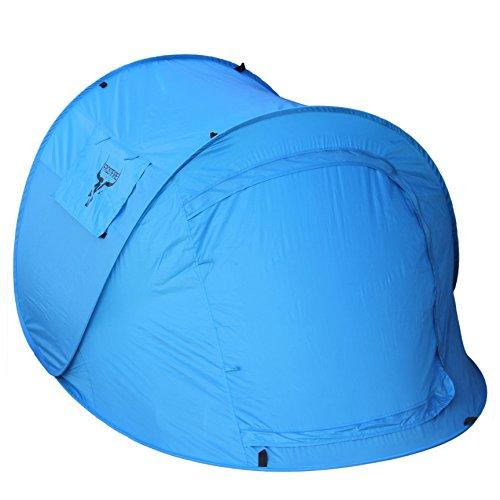 Frostfire Großes Instantes Popup-Zelt für 2 Personen -