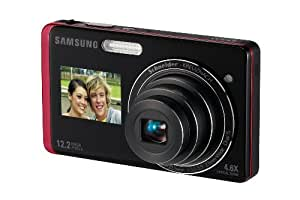 Samsung ST500 Digital Camera 12.2MP 3.0 inch LCD (Red)