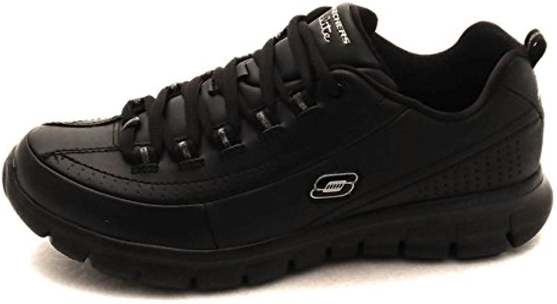 Donna  Uomo skechers donna (37, nero (pelle)) (pelle)) (pelle)) In vendita Vinci l'elogio dei clienti Scarpe da marea popolari | economia  3f2117