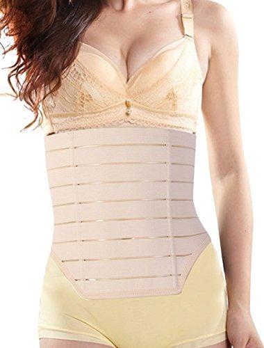 beige-taille-lastique-serre-taille-ventre-plus-mince-sous-la-poitrine-ceinture-corset-xl-beige-femme