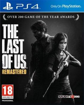 Last of us PS-4 Remastered UK [Edizione: Regno Unito]
