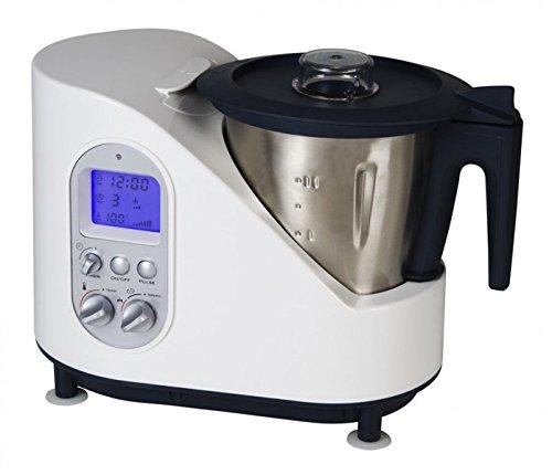 Robot de cocina XC HA 39807,para cocinar, al vapor, rehogar