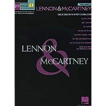 Pro Vocal For Male Singers Volume 25 Lennon & Mccartney + Cd