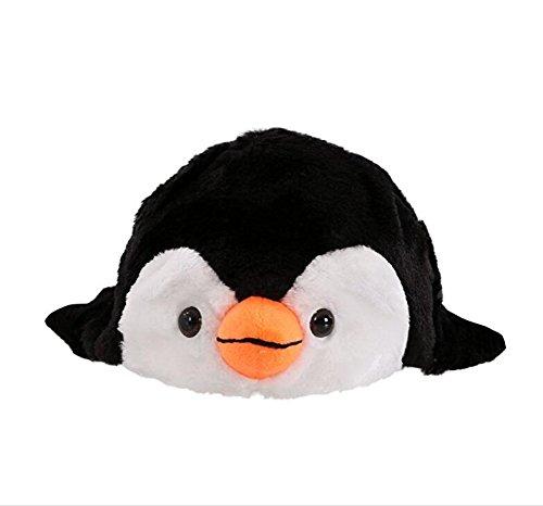Xinjiener Pinguin-Hut Cartoon Tier Pinguin Cap Plüsch Flauschig Kinder Geschenk Air Warm Cosplay Maske Schal Schal Schlafkleidung