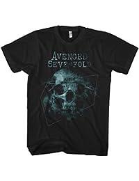 Avenged Sevenfold Galaxy T-Shirt Black