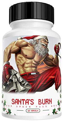 F-BRN | für Männer und Frauen | hochdosiert | 90 Kapseln | Santa's Burn