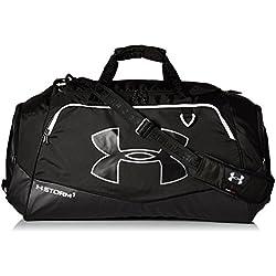 Under Armour Multisport Tasche und Gepäck Sport Reisetasche Unisex Sporttaschen, Schwarz, One Size, 1263968