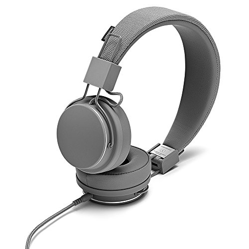 Urbanears - Plattan 2 Foldable Headphones - Dark Grey Best Price and Cheapest