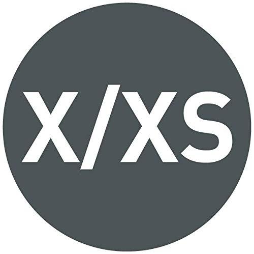 MORPHEUS LABS M4s iPhone X / Xs Fahrrad Halterung Fahrradhalterung - Handyhalterung  & iPhone X / Xs /10 Hülle magnetisch fürs Rad, DropTest, mit Quick Lock, Bike-Kit passend für meisten Lenker grau