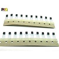 POPESQ® - 20 Piezas x BC547 Transistor NPN / 20 pcs. x BC547 Transistor NPN #A715