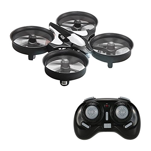 Gecoty-JJRC-H36-Mini-Drone-24G-4CH-6Axis-Gyro-Headless-Mode-RC-Quadcopter-with-360-degree-Flip-One-Key-Return-Gray