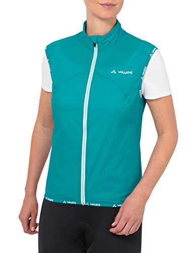 VAUDE Damen Weste Women\'s Air Vest II, Reef, 42, 04603