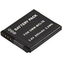 DMW-BCL7E / BCL7 pour Panasonic FS50 FH50 SZ9 SZ3 XS1 F5