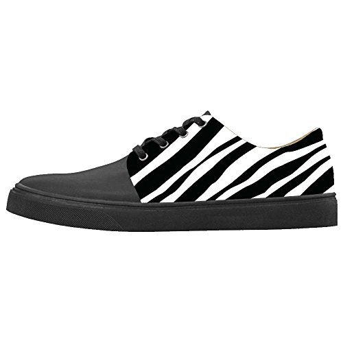 Dalliy zebra stripe Boy's Canvas shoes Schuhe Footwear Sneakers shoes Schuhe E