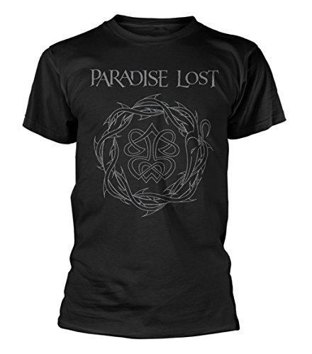 Plastic Head Paradise Lost 'Crown Thorns' T-Shirt