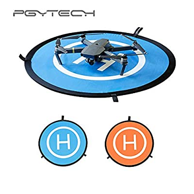 Ocamo PGYTECH 55CM/75/CM /110CM Portable Foldable Landing Pad For DJI Mavic 2 Pro/Mavic Air/Spark/Phantom 4/Quadcopter Parts Drone Accessory