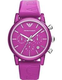 Emporio Armani AR1059 - Reloj para mujeres