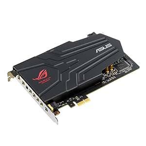 Asus ROG Xonar Phoebus Solo interne PCIe Gaming Soundkarte, Kopfhörerverstärker, Digital Out, Dolby, GX 3.0 Game Audio Engine