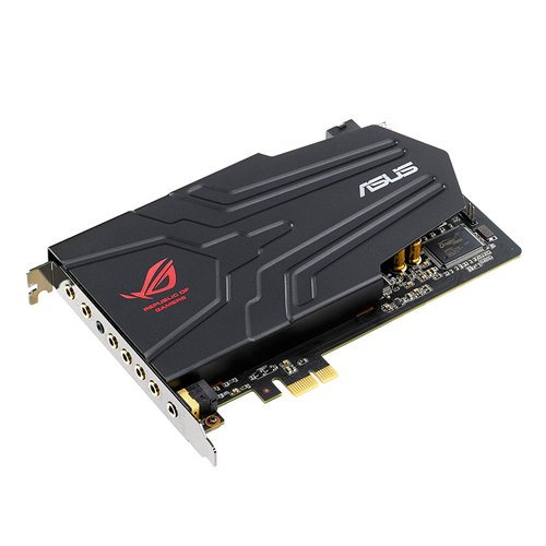 Asus ROG Xonar Phoebus Solo interne PCIe Gaming Soundkarte, Kopfhörerverstärker, Digital Out, Dolby, GX 3.0 Game Audio Engine