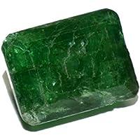 Esmeralda de Pakistán piedra preciosa natural & facettiert 4.23quilates