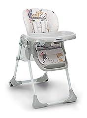 Idea Regalo - Foppapedretti Meeting Seggiolone, Baby Tiger