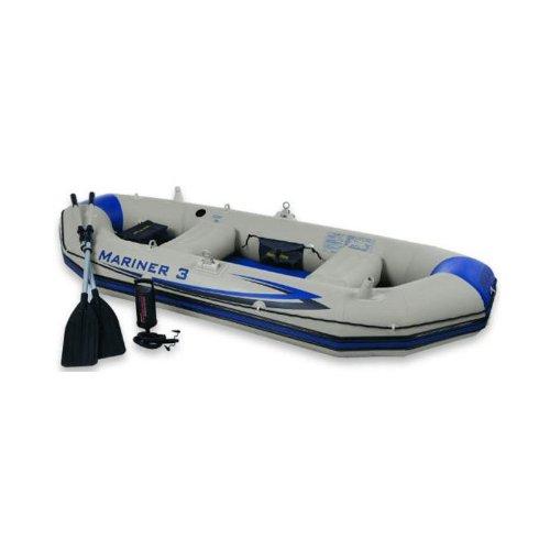 Intex Ruderboot/Schlauchboot mit Ruder 297x127x… | 00078257683789