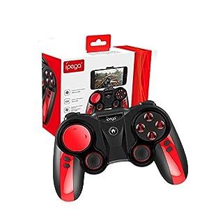 MapleDE Drahtloses Bluetooth Gamepad, mobiler Assistent-Tastengriff, stilvoller kreativer Tastengriff