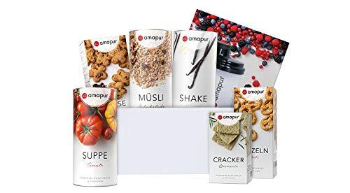 amapur Diät, Intensiv Diät für Frauen/Männer, 5 Tage (10 Produkte) ++ Gesund und lecker abnehmen...