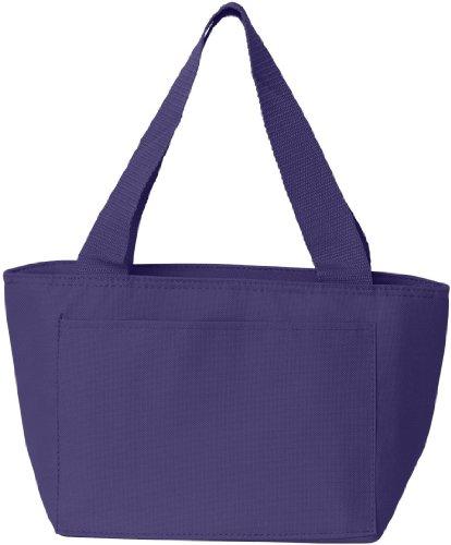Liberty Taschen einfach und Cool Kühler–weiß–OS violett
