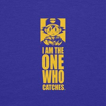 NERDO - I am the One who catches - Damen Kapuzenpullover Marine