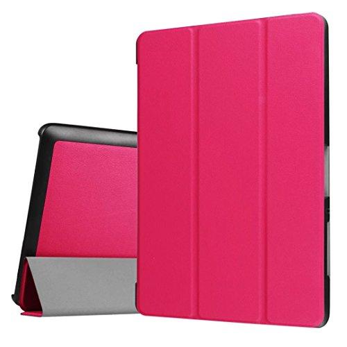 custodia tablet acer iconia one 10 Xinda Acer Iconia Tab 10 A3-A40/Acer Iconia One 10 b3-a30 Smart Cover - Slim Smart Cover Custodia Protettiva in pelle PU per Acer Iconia Tab 10 A3-A40/Acer Iconia One 10 b3-a30(2016 Version) Tablet