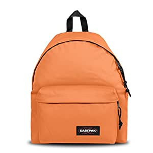 Eastpak Padded Pak'R Zaino, 40 cm, 24 L, Arancione (Sunrise Orange)