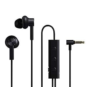 BlackPJenny Auricolari ibridi intrauricolari in-Ear Mi ANC Xiaomi (Colore: Nero)