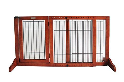 Simply Shield+ M | Hunde-Barriere | Hunde-Absperrgitter | Verstellbare...