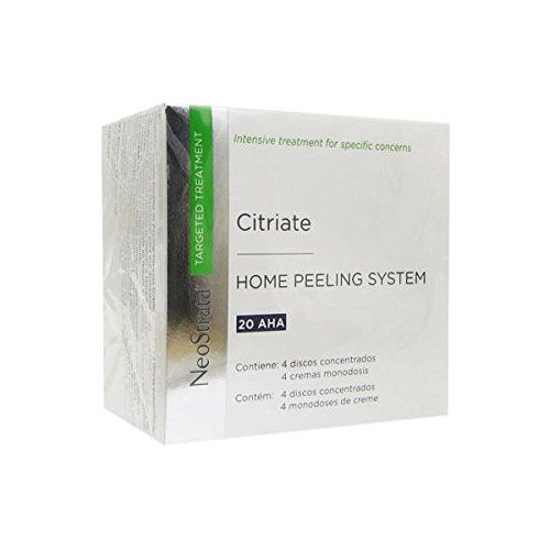Neostrata Citriate Home Peeling System 4 Disk 4x1,5ml + 4 Monodose 4x2 g