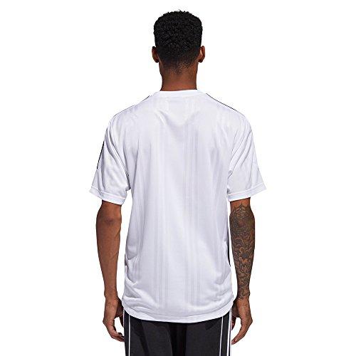 adidas Jaq 3Str Nom du Style Homme Blanc/noir