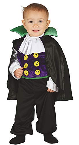 Baby Boys Toddlers Cute Vampire Traditional Halloween Fancy Dress Costume Outfit 6-24 Months (6-12 Months)