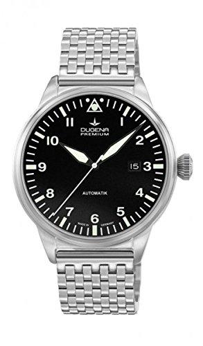 Dugena Premium Mechanical Mens Watch Kappa7 Airtrip Automatic 7090306