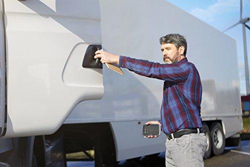 TomTom Trucker 6000 LKW-Navigationsgerät (15 cm (6 Zoll) kapazitives Touch Display, Sprachsteuerung, Click&Go-Halterung, Traffic/Lifetime LKW-Karten) schwarz - 3