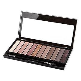 Makeup Revolution – Fard à Paupières Nude – Palette Iconic 3