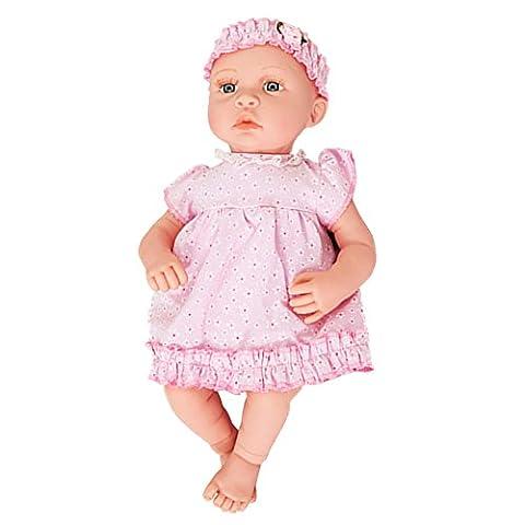 Lifelike Réaliste Baby Doll/ Body Soft Play Doll/ Haute Qualité Doll D