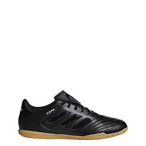adidas Copa Tango 18.4 in in, Scarpe da Calcetto Indoor Uomo, Nero Ftwbla/Negbás 000, 44 2/3 EU
